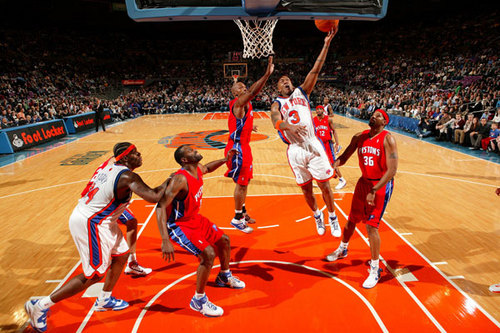 match basket new york